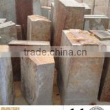 Excellent Quality Casting Big Brick, Lip Brick for Glass Furnace, Blast Furnace and Different Furnace