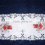 Newest branded Eco-friendly hotel/home rectangle dinner table cover wedding tablecloth christmas tablecloth