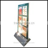 banner board-catalog frame- advertising display boards-Pop stand up board