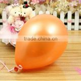 golden color and silver color balloon 8-12 inch