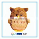 High quality owl stuffed toys soft toy