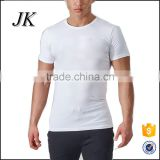 The wholesale custom man tshirt printing for gym clothing from alibaba china