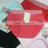 0.68USD Fashional Design Big Size Colourful Cotton Sex Women Panties Brand Name(jlhnk088)