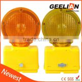 LED Construction Warning Solar Barricade Light