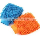 car cleaning mitt gloves/ car washing mitts/Microfiber scratch-free gloves