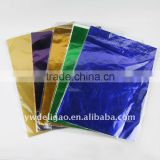 Colored Aluminium Foil Laminated Paper Use for Wrapping Handcraft Construction