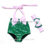 Fashionable customized swimwear apparel wholesale kids swimwear