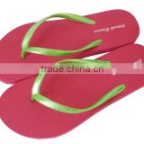 2015 newest colorful Cheap indoor eva slipper
