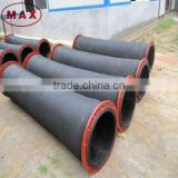 Flexible 12 inch dredging rubber hose 150PSI