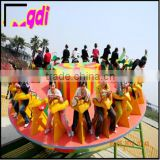 2016 Amazing 24 seats Rotating Theme Amusement Rides Flying UFO
