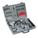 40pcs Air Tool Kit: Impact Wrench, Ratchet Wrench, Air Hammer, Air Die Grinde