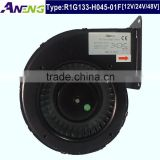 133mm 150CFM good quality China centrifugal blower fan                                                                         Quality Choice