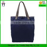 Casual canvas tote bag holiday road bag beach bag