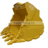 Good quality cheap Excavator attachment spare part Loader bucket made in China but western quality