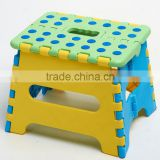 Plastic Folding Baby Low Step Stool Chair