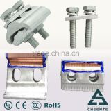Double Bolts Aluminium Clamp Parallel Groove APG/CAPG waterproof clamps for telescopic poles