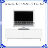 New design stone top and wooden base tv cabinet wooden tv stands multi tiers glass tv cabinet with great price