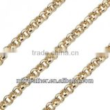 2014 Latest New Gold Chain Designs For Men Metal Chain Necklaces MLCC002