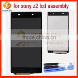 repair parts for sony xperia z2 lcd perfect testing with touch screen
