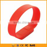 Interesting gadgets silicon 8gb usb flash drive bracelet                                                                         Quality Choice