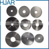 Tungsten Carbide Circular Knives for Paper Pipe Cutting