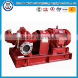 Werite XBC/XBD Diesel engine and Motor pumps Fire Fighting Pump Set