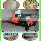 Hot sale jinan factory 5.5kw spindle vacuum table wood working machine