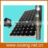mini 12v dc irrigation farm solar water pump system