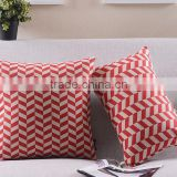 "decorative throw pillow 18"" digital printed throw pillow"