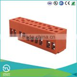 UTL Ten Bit Assembly Wiring Base Closure Plastic Small Screw Terminal Block 0.5-6mm Best Selling Retail Items