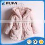 fur coats for kid, fake fur clothing fashion wear for girls
