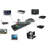2.4G wireless bulk mobile phone used air fly mouse in remote control for smart tv air keyboard