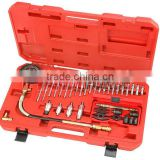 37PCS Diesel Compression Tester Kit, Diagnostic Service Tools of Auto Repair Tools