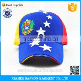 Custom Multicolor Baseball Cap Printed Star Hat High Quality 100% Cotton Wholesale From China