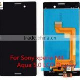 Original Full LCD Display For Sony xperia M4 Aqua 5.0'' 1280x720 Touch Screen Digitizer With tools Mobile Phone LCDs NP665_3