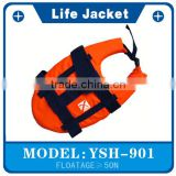 Fashionable Eyson dog swimming life jacket vest