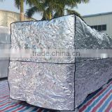 container liner, thermal insulation container liner, bulk container liner bag