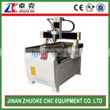 CNC Router 600*900mm With 4th Axis Water Tank Cooling System 3.2Kw Spindle ZK-6090-3.2Kw
