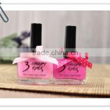 The cheapest colorful 3CE gel nail polish for lady