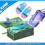 Soft two color PCU kid and lady slipper injection mould maker