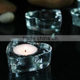 On Sale / Promotion-US$1: Heart-shaped Crystal Candle Holder / Tealight Holder For Home Decoration & Gift CH-M015