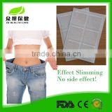 CE certificate Guarana Slimming Patch Factory Wholesale Body Wraps For Weight Loss 100% Natural Magic Tea Slim Patch