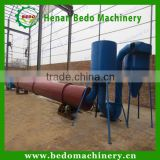 China best supplier industrial rotary drum saw dust dryer machine factory price / saw dust dryer 008613343868847