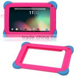 Kid Shock proof Silicone Rubber Soft Skin Bumper Case Cover for 7'' Dragon Touch K7 Android Tablet PC