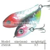 3D eyes hard plastic fishing lure baiit
