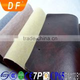 2016 High Grade Environmental leather for furniture Luxury Sofa Leather PVC Printed Sipi Leather