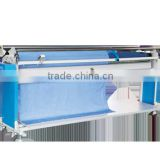 PVC Shrink Sleeve Gluing/Seaming Machine made in China