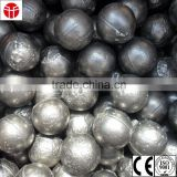 wear resistance high chrome casting steel grinding balls used to mining and milling other materials