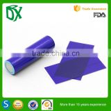 PVC PET colorful plastic battery sleeve shrink wrap for battery
