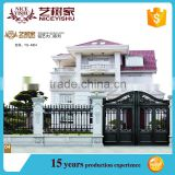 2016 sliding gate designs for homes, aluminum main gate design, house aluminum gate designs pictures